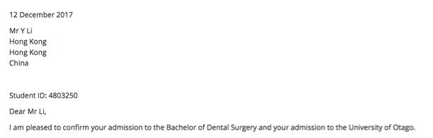念念不忘,必有回响:从高中学渣到牙医专业学霸