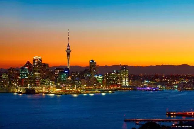 他们来自中国,美国,印度,……为什么他们都选择新西兰留学?
