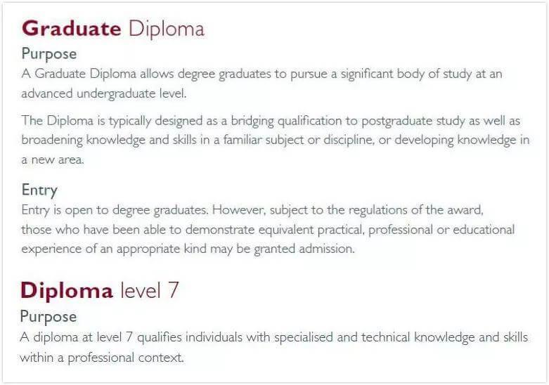 """级Diploma文凭或将取消?接住这颗定心丸!"""""""