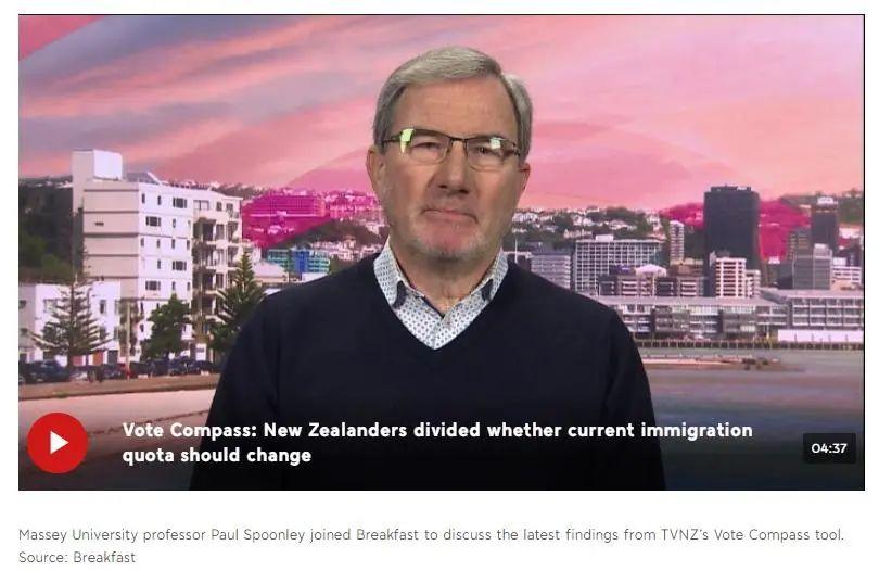 新西兰到底有多接纳移民、多安全、多幸福?数据报告来了!