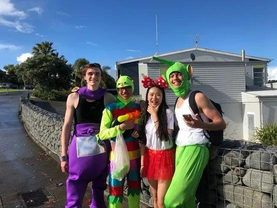 新西兰最强大学---奥克兰大学幼教在读学生的心里话