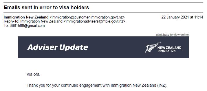 【搞错了】移民局收回成命,你的签证可能已经过期了