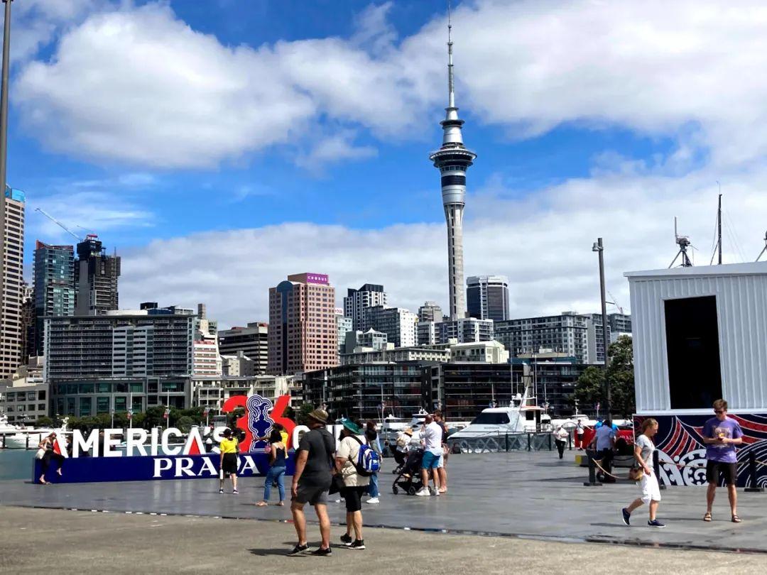 在新西兰留学的小伙伴们为什么总是这么嗨?忘了疫情么?